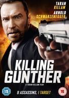 Killing Gunther - British Movie Cover (xs thumbnail)