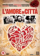 Amore in città, L' - British Movie Cover (xs thumbnail)