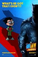 Teen Titans Go! To the Movies - Philippine Movie Poster (xs thumbnail)