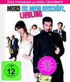 Mord ist mein Geschäft, Liebling - German Blu-Ray cover (xs thumbnail)
