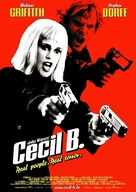Cecil B. DeMented - German Movie Poster (xs thumbnail)
