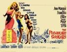 The Pleasure Seekers - British Movie Poster (xs thumbnail)
