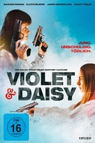 Violet & Daisy - German DVD cover (xs thumbnail)