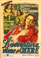 Frenchman's Creek - Italian Movie Poster (xs thumbnail)