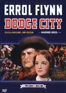 Dodge City - DVD cover (xs thumbnail)