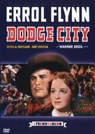 Dodge City - DVD movie cover (xs thumbnail)