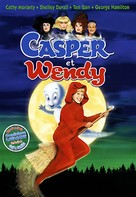 Casper Meets Wendy - French DVD movie cover (xs thumbnail)