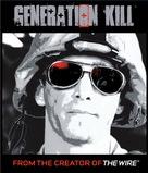 """""""Generation Kill"""" - Blu-Ray movie cover (xs thumbnail)"""