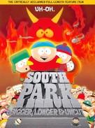 South Park: Bigger Longer & Uncut - DVD movie cover (xs thumbnail)