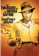 The Treasure of the Sierra Madre - Movie Cover (xs thumbnail)