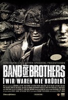 """Band of Brothers"" - German Movie Poster (xs thumbnail)"