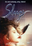 Slugs, muerte viscosa - German DVD cover (xs thumbnail)