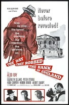 The Day They Robbed the Bank of England - Movie Poster (xs thumbnail)