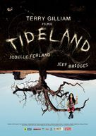 Tideland - Hungarian Movie Poster (xs thumbnail)