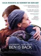 Ben Is Back - French Movie Poster (xs thumbnail)