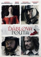 """The Devil's Whore"" - Czech DVD cover (xs thumbnail)"