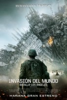 Battle: Los Angeles - Chilean Movie Poster (xs thumbnail)