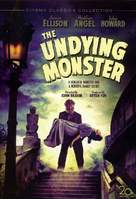 The Undying Monster - DVD cover (xs thumbnail)
