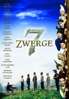 7 Zwerge - German DVD movie cover (xs thumbnail)