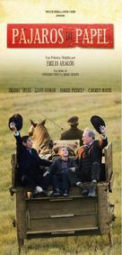 Pájaros de papel - Spanish Movie Poster (xs thumbnail)