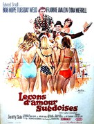 I'll Take Sweden - French Movie Poster (xs thumbnail)