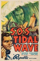 S.O.S. Tidal Wave - Movie Poster (xs thumbnail)