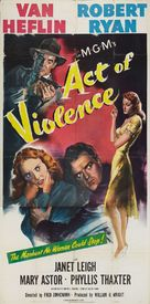 Act of Violence - Movie Poster (xs thumbnail)