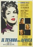 Beat the Devil - Italian Movie Poster (xs thumbnail)