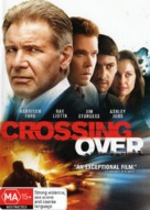 Crossing Over - Australian DVD movie cover (xs thumbnail)