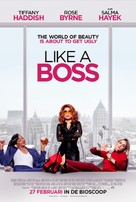 Like a Boss - Dutch Movie Poster (xs thumbnail)