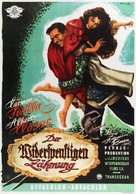 La fierecilla domada - German Movie Poster (xs thumbnail)