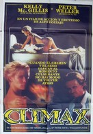 Cat Chaser - Spanish Movie Poster (xs thumbnail)
