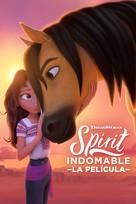 Spirit Untamed - Spanish Video on demand movie cover (xs thumbnail)