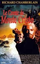 The Count of Monte-Cristo - French VHS cover (xs thumbnail)