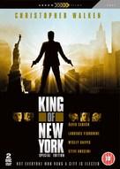 King of New York - British Movie Cover (xs thumbnail)