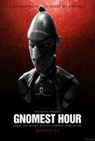 Sherlock Gnomes - Movie Poster (xs thumbnail)
