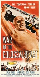War of the Colossal Beast - Movie Poster (xs thumbnail)