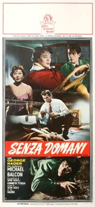 Nowhere to Go - Italian Movie Poster (xs thumbnail)