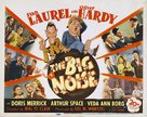 The Big Noise - Movie Poster (xs thumbnail)