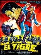Kiss of Fire - French Movie Poster (xs thumbnail)