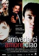 Arrivederci amore, ciao - Italian poster (xs thumbnail)