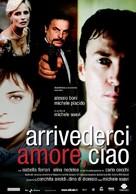 Arrivederci amore, ciao - Italian poster (xs thumbnail)