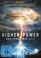 Higher Power - German DVD cover (xs thumbnail)