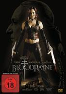 Bloodrayne - German DVD cover (xs thumbnail)