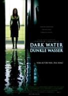 Dark Water - German Movie Poster (xs thumbnail)