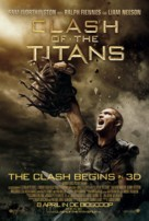 Clash of the Titans - Dutch Movie Poster (xs thumbnail)