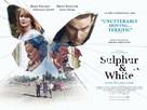 Sulphur and White - British Movie Poster (xs thumbnail)