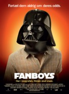 Fanboys - Danish Movie Poster (xs thumbnail)