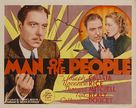 Man of the People - Movie Poster (xs thumbnail)