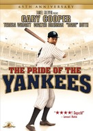 The Pride of the Yankees - DVD cover (xs thumbnail)